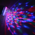 YouOKLight E26 E27 RGB LED Strobe Lampa Stage Light för Disco Party