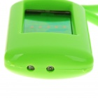 Plastic Digital Watch with Hook - Green (2-Pack/1*LR41)