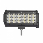 """MZ 6.5"""" Tri-Row 54W 5400LM Bar Spot LED Work Light for Offroad SUV"""