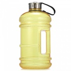 Multifunction Dispenser Style Outdoor 2.2L Portable Kettle - Yellow