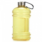 Multifunction Dispenser Style Outdoor 2.2L Portable Bottle - Yellow
