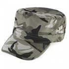 Men And Women Universal Fashion Cotton Sunproof Hat - ACU Camouflage