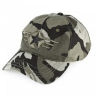Men's And Women's Sunscreen Cotton Hat - ACU Camouflage