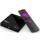 MX9 Pro Mini Android 7.1 TV Box RK3328 Quad-Core 4K VP9 H.265, EU Plug