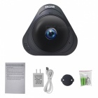 ESCAM Q8 HD 960P 1.3MP 360 degrés Fisheye Wi-Fi IR caméra infrarouge
