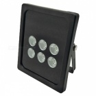 6-LED Large Power Dot Matrix White Fill Light for Surveillance Camera