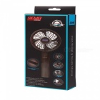 KELIMA Mobile Power Hand-held Portable Removable Small Fan - Black
