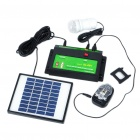 Solar Lighting & Charging System