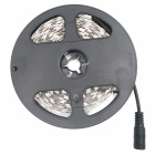 SZFC Waterproof 5m 300-LED Light Strip Cold White, DC Plug