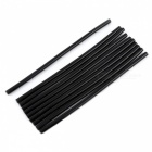 DIY Strong Adhesive Hot Melt Glue Sticks - Black (7 x 270mm, 10pcs)