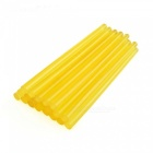 Strong Adhesive Hot Melt Glue Sticks -Light Yellow (11 x 190mm, 10pcs)
