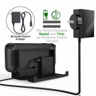 GameWill Type C Charging AC Adapter for Nintendo Switch (US Plugs)