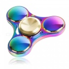 Dayspirit Triangle Finger Spinner Toy EDC Hand Spinner - Multicolor