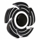 OJADE Fidget Spinner EDC Focus Finger Toy - Black