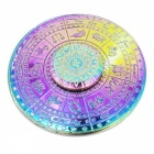 ZHAOYAO 12 Zodiac Style Gyro Spinner Toy - Colorful