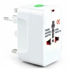 SZFC Universal AC Power Charge Adapter - White