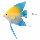 Saim AM0035 Floating Tropical Fish Style för Fish Tank Decoration