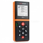 PEAKMETER 100m Handheld Laser Distance Meter with Removable Clip