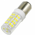 YWXLight BA15 2835 51LED Kaltweiß LED Lampe Double Bayone AC 220-240V