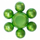 Dayspirit Six Dragon Balls Shape Gyro Fidget Hand Spinner - Green