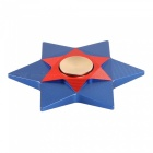 Dayspirit Hexagonal Star Shape Fidget Releasing Hand Spinner - Blue