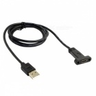 CY UC-022-0.9M USB 3.1 Type-C Female to USB 2.0 A Male Cable (90cm)