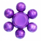 Buy Dayspirit Six Balls Shaped Gyro Fidget Hand Spinner - Purple