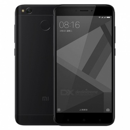 "Xiaomi Redmi 4X 5.0"" Dual SIM Phone with 3GB RAM, 32GB ROM - Black"