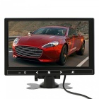 "Ultra-thin 7"" Touch-key Car Harvester Digital Display Screen"