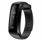 M2S Smart Bracelet with Blood Pressure Heart Rate Monitor - Black