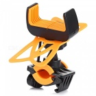 Universal Outdoor Cycling Bike Motorcycle GPS Holder Stand - Orange