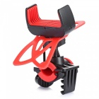Universal Outdoor Cycling Bike Motorcycle GPS Holder Stand - Red