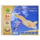 Woodcraft Construction Kit - F-16 Fighter