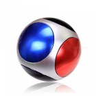 OJADE Football Style Polyhedron Handspinner EDC Toy - Black, Red, Blue