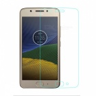 Naxtop Tempered Glass Screen Protector for Motorola MOTO G5