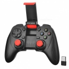 GEN GAME S6 Deluxe Wireless Bluetooth Game Control - Black, Red