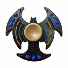 Alloy Finger Stress Relief Gyro Rotator Spinner pour enfants, adultes