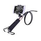 BLCR 8mm 6-LED étanche à main Wisconsin-Fi endoscope-doré