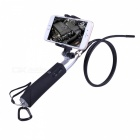 BLCR 8mm 6-LED Waterproof Handheld Wi-Fi Endoscope - Silver