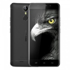 Ulefone Metal Android 6.0 Smartphone with 3GB RAM 16GB ROM - Black