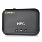 Cwxuan Bluetooth Audio Receiver Amplifier Box Adapter - Black