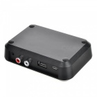 Adaptateur Cwxuan Bluetooth Audio Receiver Amplifier Box - Noir