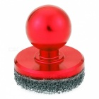 Game Handle Wireless Controller Mini Joystick with Suction Cup - Red