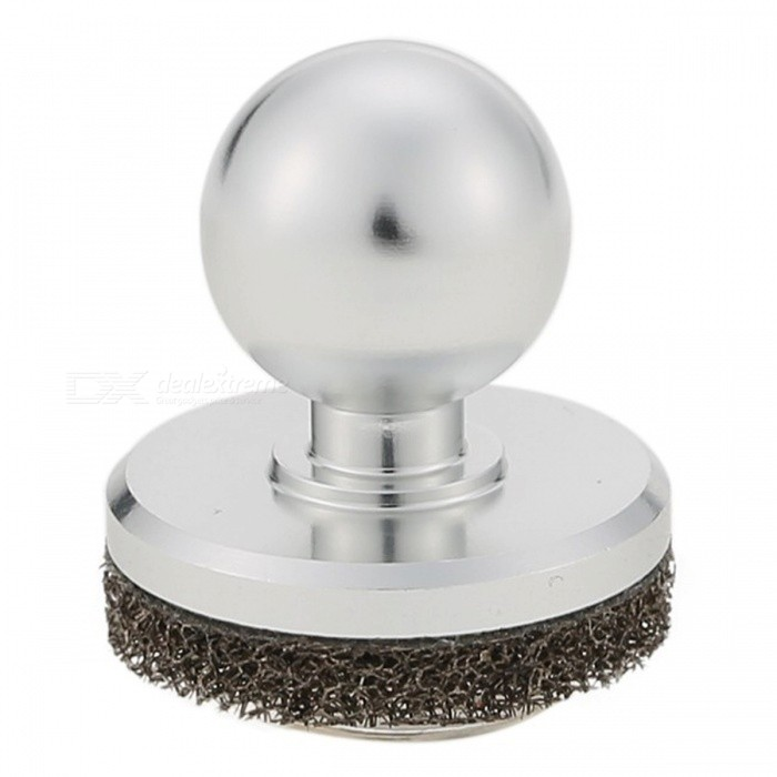 Game Handle Wireless Controller Mini Joystick with Suction Cup -Silver