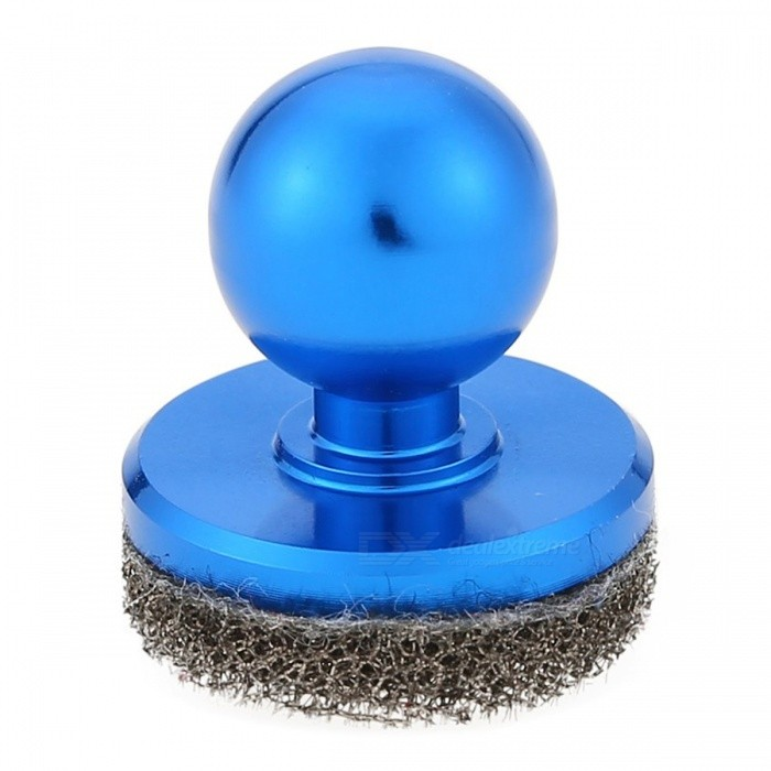 Game Handle Wireless Controller Mini Joystick with Suction Cup - Blue