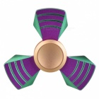 Buy BLCR Windmill Style Fidget Toy EDC Finger Spinner - Purple