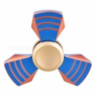 Buy BLCR Windmill Style Fidget Toy EDC Finger Spinner - Blue