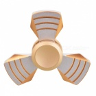 Buy BLCR Windmill Style Fidget Toy EDC Finger Spinner - Silver