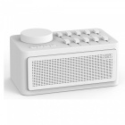 Zidoo Eversolo Sleep Therapy Sound Machine, White Noise Speaker