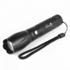 UltraFire A200 Portable 5-Mode LED Flashlight - Black